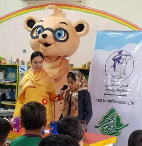 اختتامیه مسابقه نقاشی کودکان