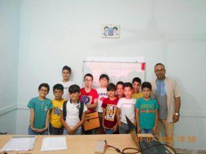 برگزاری طرح باهم در خانه ریاضیات