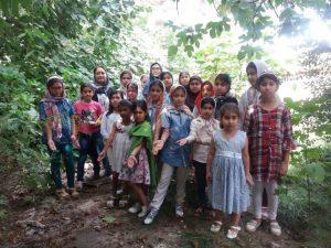 کلاسهای آموزش محیط زیست