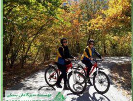 کمپین دوچرخه سواران حامی زمین